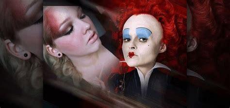 Do It Yourself Henna Tattoo makeup  inspired  tim burtons red 1280 x 600 · jpeg