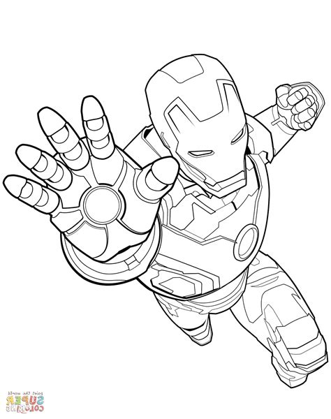 45 avenger coloring page category coloring pages
