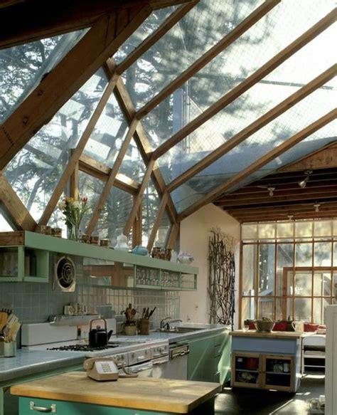 La verriu00e8re de toit - la meilleure option pour une maison ensoleillu00e9e! - Archzine.fr