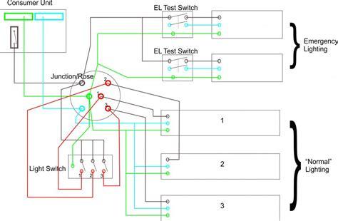 emergency lighting wiring diagrams uk 37 wiring diagram wiring up testing of emergency lighting emergency lighting safelincs safety