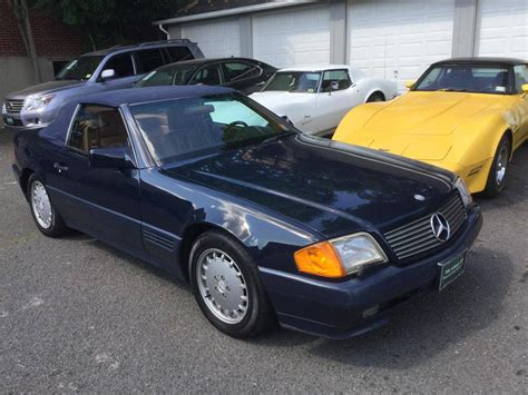 50s ls for sale 1992 mercedes benz 500sl for sale 1848294 hemmings