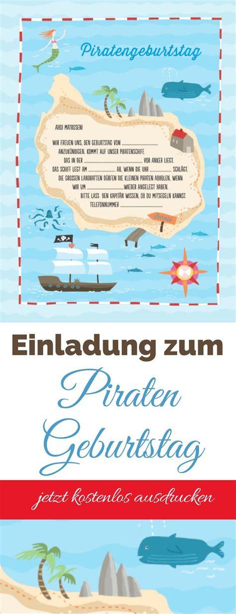 piratenparty einladung kostenloser  zum selbst