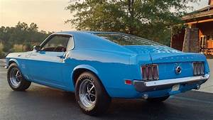 The 1970 Ford Mustang Was The Highest-Grossing Car At ...