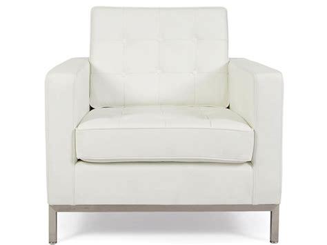 Poltrona Lounge Knoll-bianco