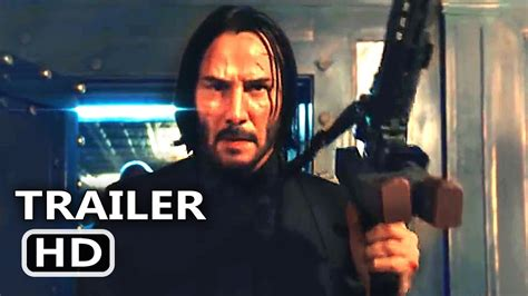 john wick  trailer teaser  keanu reeves action