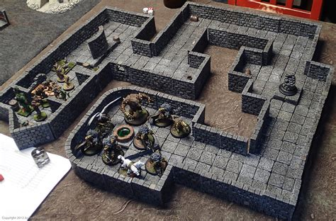 3d dungeon tiles dwarven forge exploring the underworld with dwarven forge tiles