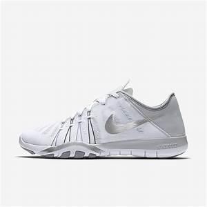 Free Run Nike Womens Training Shoes Black White Style