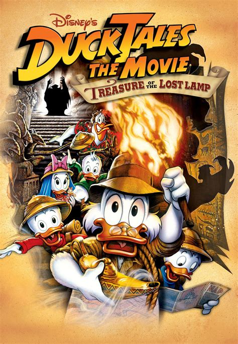 ducktales the treasure of the lost l disney