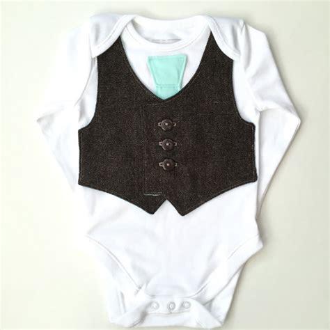 Baby Boy Vest Baby Vest And Tie Newborn Boy Clothes Baby Boy Clothing