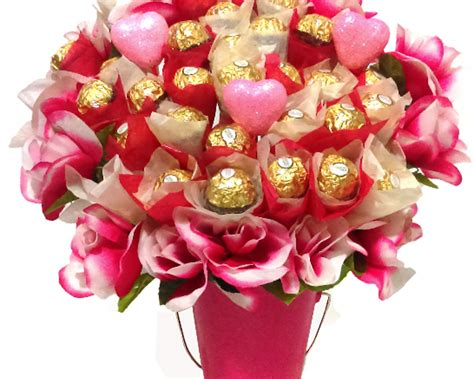 ferrero rocher  reeses bouquets   latest floral
