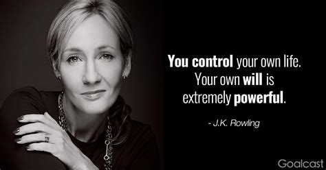 top  jk rowling quotes  inspire strength