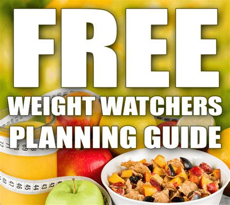 cuisine weight watchers how to do weight watchers for free