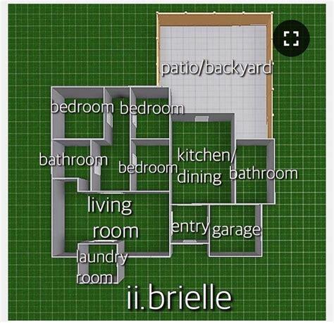 pin  thatonepridepot  bloxburg sims freeplay houses