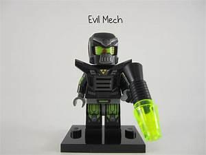 Lego Minifigures Series 11 Evil Mech | www.pixshark.com ...