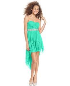 junior bridesmaid dresses macy s sequin hearts juniors dress strapless from macys epic wishlist