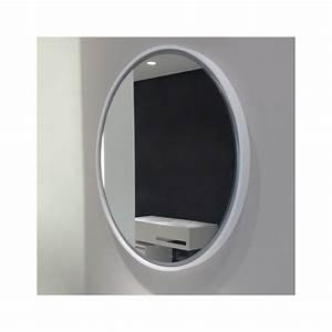 Miroir Rond Led : miroir rond sdwd2609 2 avec clairage leds ~ Teatrodelosmanantiales.com Idées de Décoration