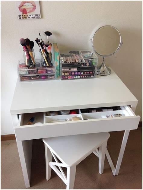 diy vanity table plans 10 cool diy makeup vanity table ideas