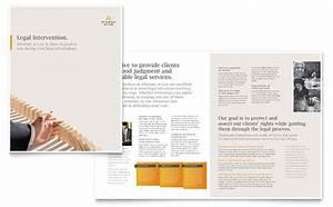 Newsletter Templates Powerpoint Advocacy Brochure Template Design