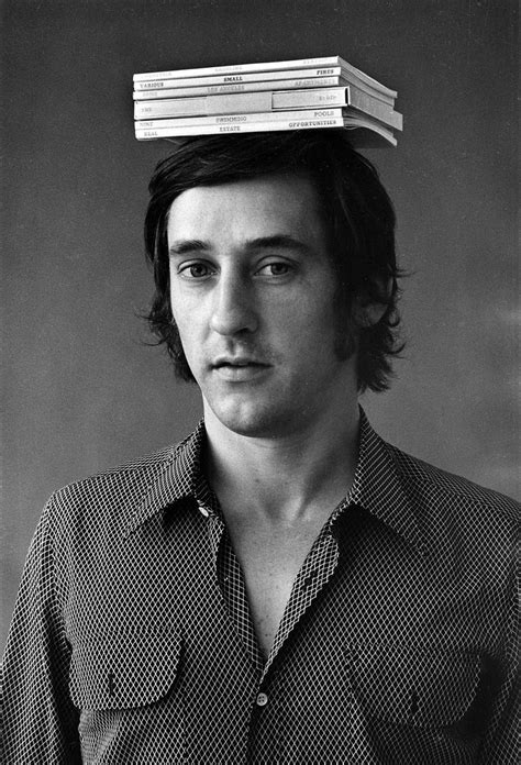 """""""Ed Ruscha,"""" by Jerry McMillan - The New Yorker   The New"""