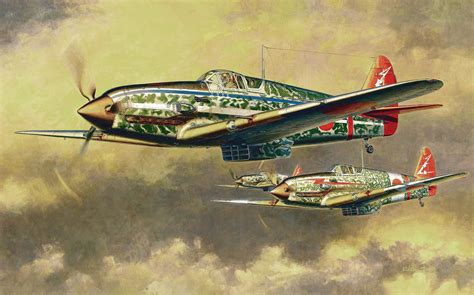 kawasaki ki  hien type  hei japanese aircraft japanese