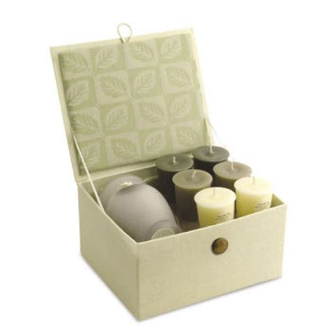 large heather gift set candle gift sets candles