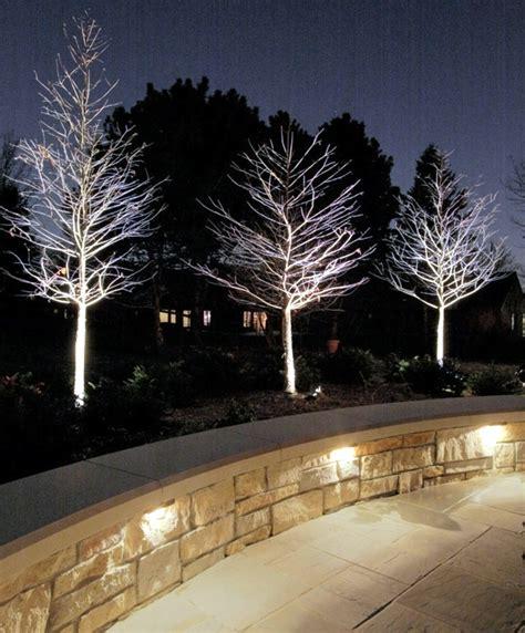 modern lighting   garden transformed  outdoor area