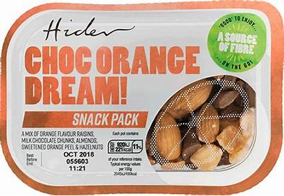 Hider Trays Nuts Snacks Handy Snack Range