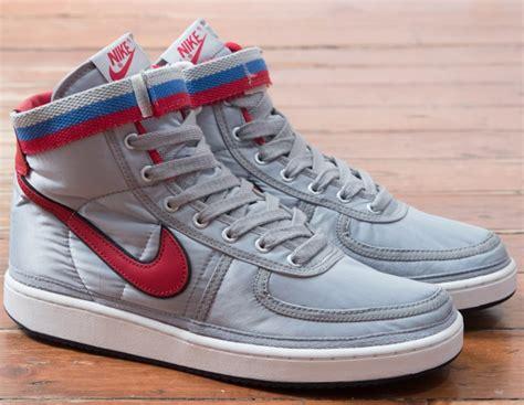 Nike Vandal High Supreme by Nike Vandal High Og Metallic Silver