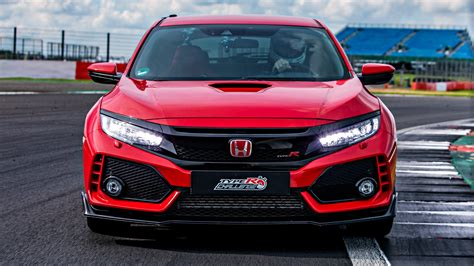 News - Honda Civic Type R Takes Lap Record At Silverstone