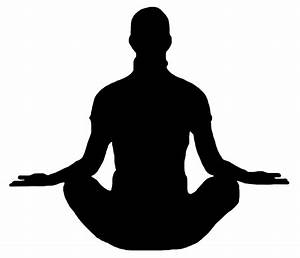 Yoga Silhouette - ClipArt Best