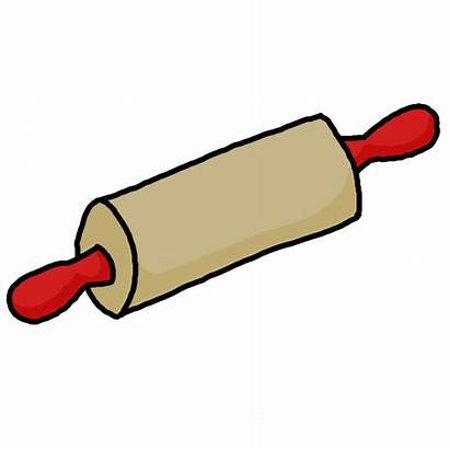 Rolling Clipart Clip Cliparts Animated Cooking Roller