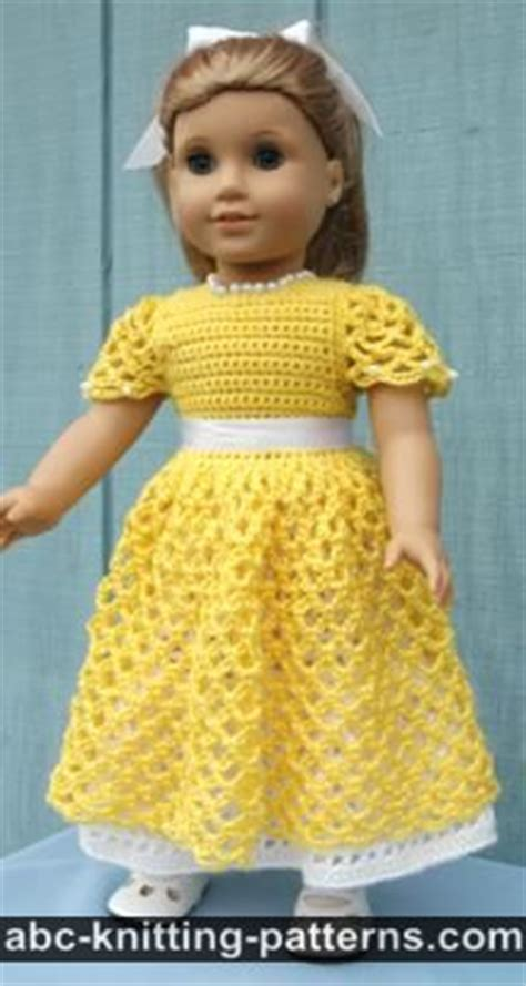 doll clothes patterns  crochet