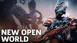 Warframe Plains Of Eidolon Opening Gameplay CodeJunkies