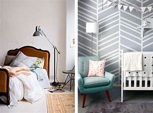 Chicdeco blog 10 bright ideas to decorate with floor lamps for Floor lamp next to bed
