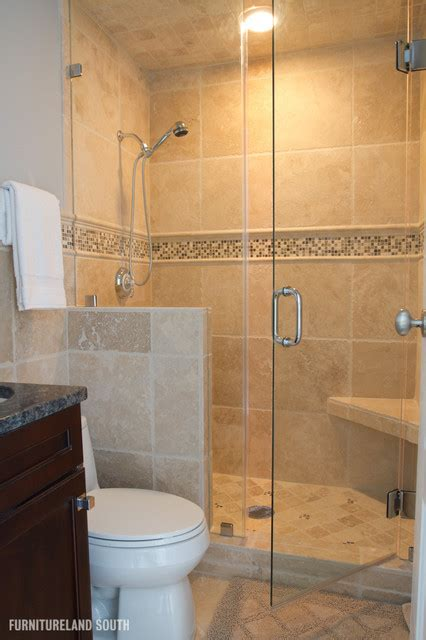 executive penthouse apartment traditional bathroom
