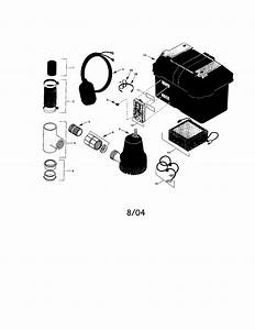 Craftsman Model 390307060 Sump Pump Genuine Parts