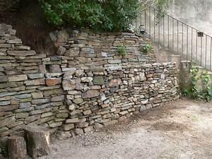 Cout Mur Parpaing : pierres s ches ~ Dode.kayakingforconservation.com Idées de Décoration
