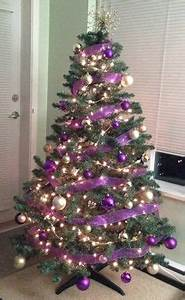 1000 images about Purple Christmas on Pinterest