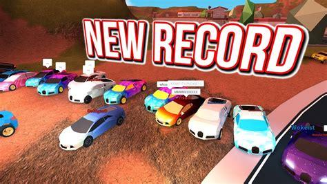 Biggest Race In Roblox Jailbreak History!! *20+ Cars* Doovi