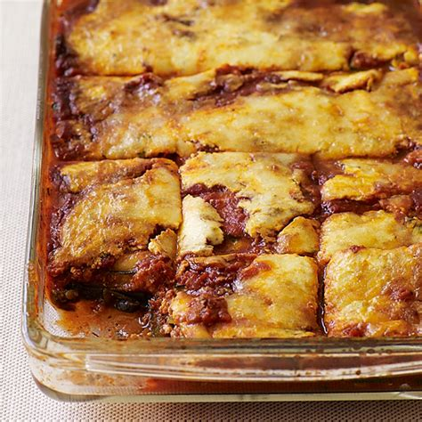 lasagne au l 233 gumes sans p 226 te recette minceur weight watchers