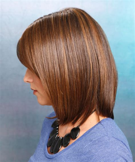 stylish haircuts medium casual bob hairstyle medium 9908