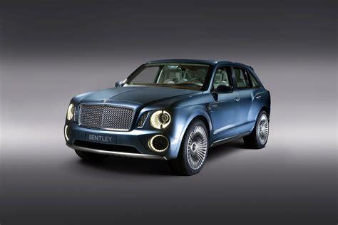 bentley exp 9 bentley reveals powertrain details for exp 9 f luxury suv