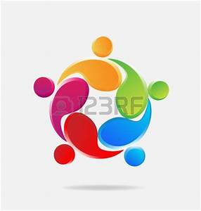 257 best images about Teamwork people logo icon id ...