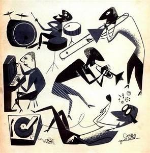 Gene Deitch, 1947 vintage graphics   Vintage illustration ...