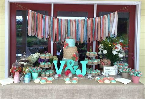 Mint And Coral Wedding Garland Photo Backdrop Nursery