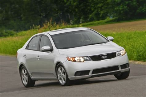 Kia Forte 2010 Ex by Review 2010 Kia Forte Ex The About Cars