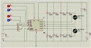 L298n Motor Driver Circuit