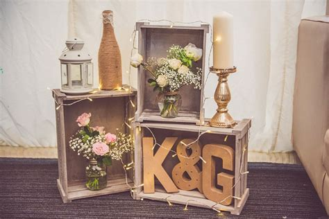 alternative decor ideas for your wedding ceremony