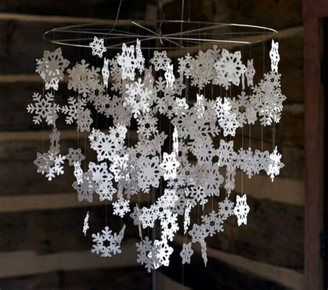 snowflakes inspiration favorite christmas decorating