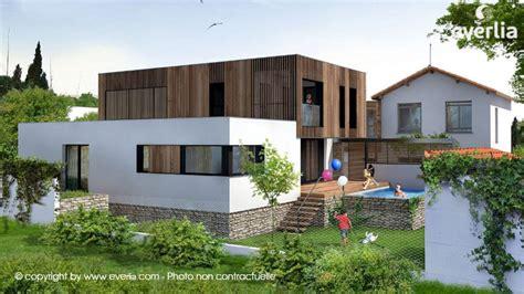 bureaux moderne maison container d 39 architecte montpellier everlia